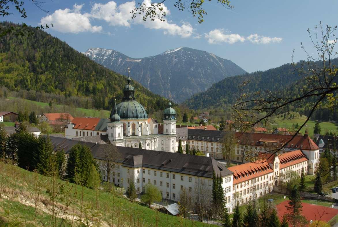 Kloster_Ettal_Klosteranlage