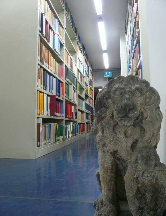 Die Institutsbibliothek